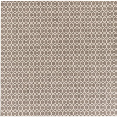 Tunley Brown Indoor/Outdoor Area Rug Rug Size: Square 6
