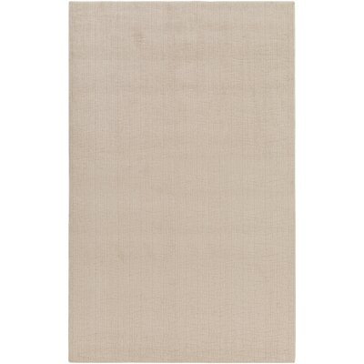 Upper Strode Beige Indoor/Outdoor Area Rug Rug Size: 6 x 9