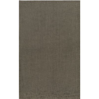 Upper Strode Gray Indoor/Outdoor Area Rug Rug Size: 5 x 8