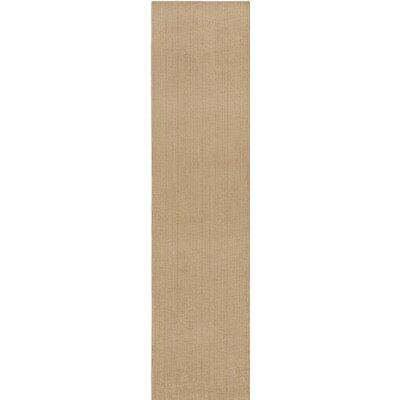 Upper Strode Beige Indoor/Outdoor Area Rug Rug Size: Runner 2 x 10