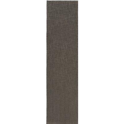 Upper Strode Gray Indoor/Outdoor Area Rug Rug Size: Runner 2 x 10