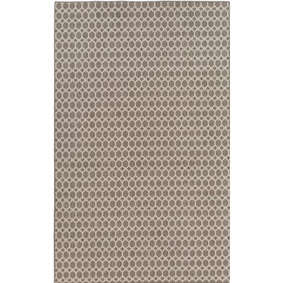 Tunley Brown Indoor/Outdoor Area Rug Rug Size: 5 x 8