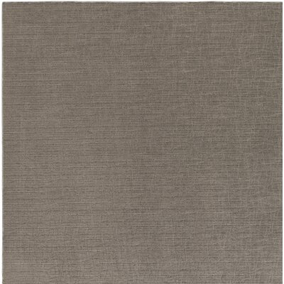 Upper Strode Gray Indoor/Outdoor Area Rug Rug Size: Square 6'