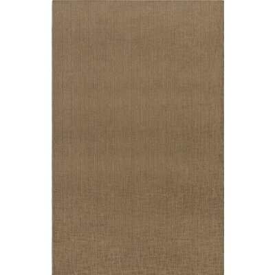 Upper Strode Brown Indoor/Outdoor Area Rug Rug Size: Round 8