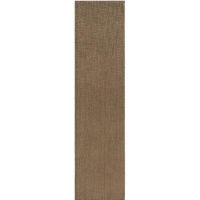 Upper Strode Brown Indoor/Outdoor Area Rug Rug Size: Runner 2 x 10