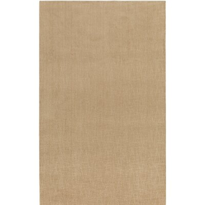Upper Strode Beige Indoor/Outdoor Area Rug Rug Size: 5 x 7
