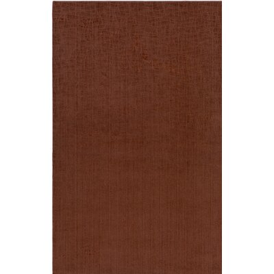 Upper Strode Red Indoor/Outdoor Area Rug Rug Size: 5 x 8