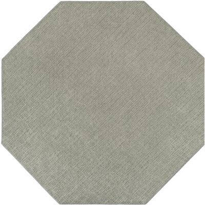 Upper Strode Green Indoor/Outdoor Area Rug Rug Size: Octagon 6