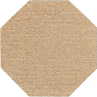 Upper Strode Beige Indoor/Outdoor Area Rug Rug Size: Octagon 8