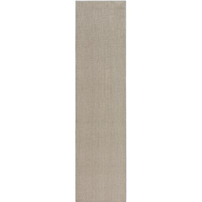 Upper Strode Gray Indoor/Outdoor Area Rug Rug Size: Runner 2 x 10