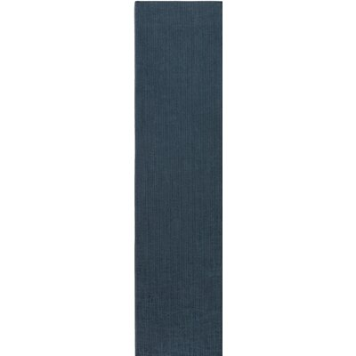 Upper Strode Blue Indoor/Outdoor Area Rug Rug Size: Runner 2 x 10