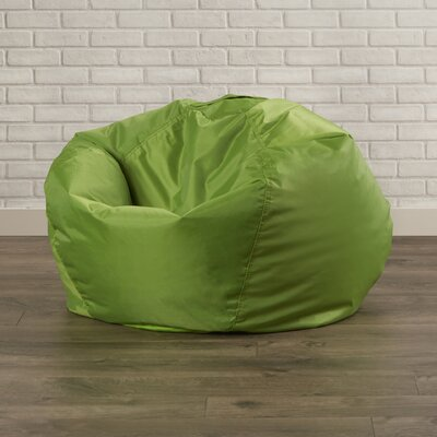 Smithton Bean Bag Chair Color: Spicy Lime