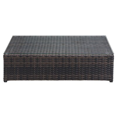 Hamza Outdoor Coffee Table