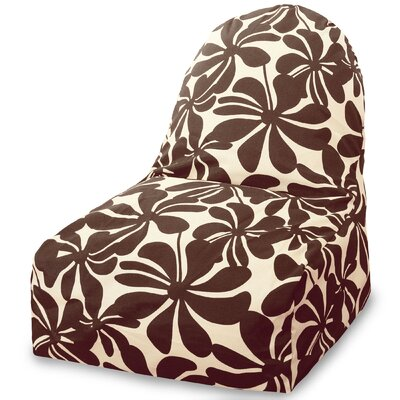 Monterey Bean Bag Lounger Upholstery: Chocolate