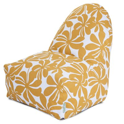 Monterey Bean Bag Lounger Upholstery: Yellow
