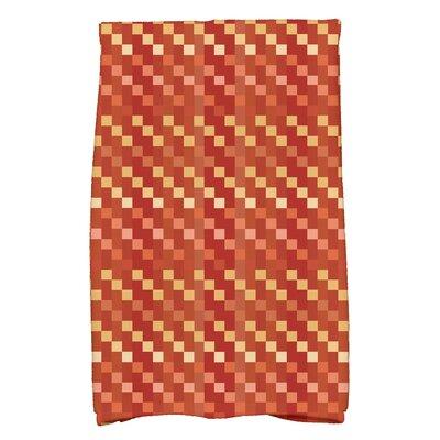 Hand Towel Color: Rust