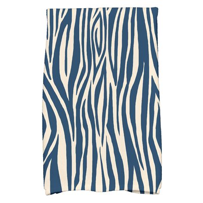 Hand Towel Color: Navy Blue