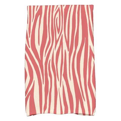 Hand Towel Color: Orange