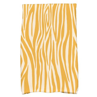 Hand Towel Color: Gold
