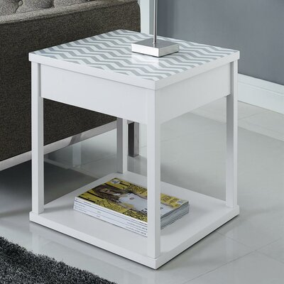 Oday End Table