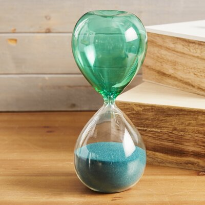 Sand Hourglass (Set of 2) Color: Blue