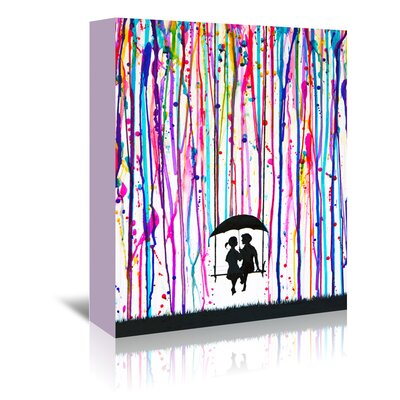 Days Gone By (HD) Graphic Art on Wrapped Canvas