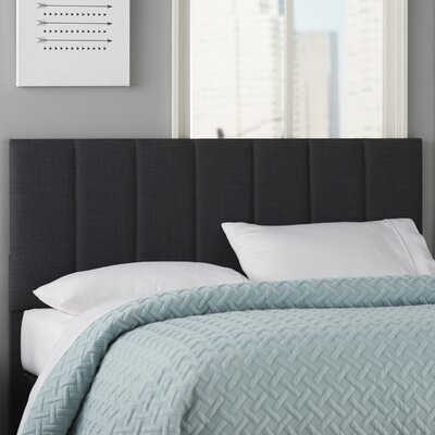 Windrim Upholstered Panel Headboard Size: Queen / Full