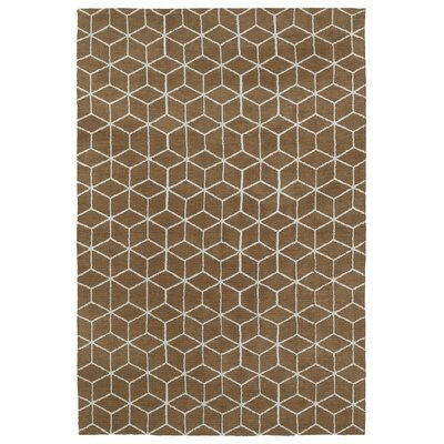 Sandstrom Brown Area Rug Rug Size: Rectangle 9 x 12