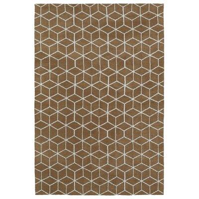 Sandstrom Brown Area Rug Rug Size: 9 x 12