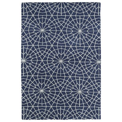 Sandstrom Denim Area Rug Rug Size: Rectangle 9 x 12