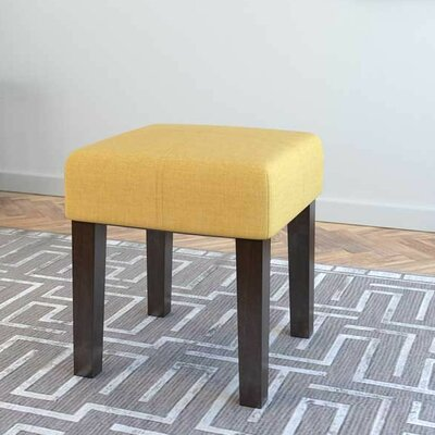 Sanroman Square Accent Stool