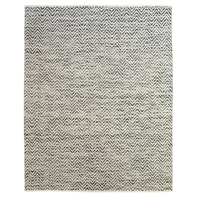 Sawin Hand Woven Cotton Blue Area Rug Rug Size: Rectangle 8 x 11