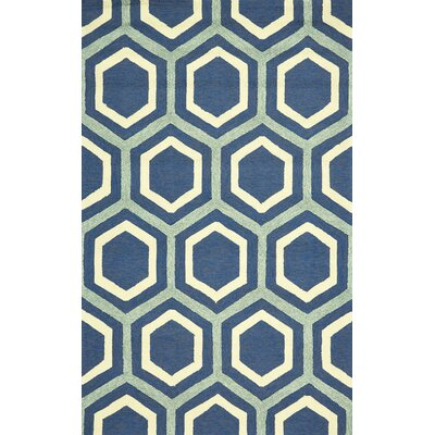Santoyo Atlantic Indoor/Outdoor Area Rug Rug Size: 76 x 96