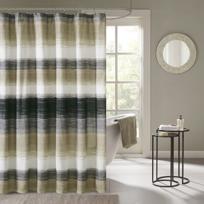 Westville Printed Shower Curtain