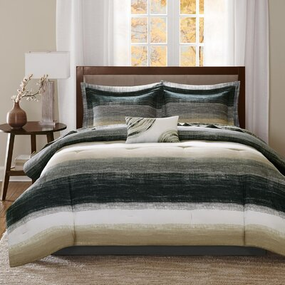 Jansen Comforter Set Size: King