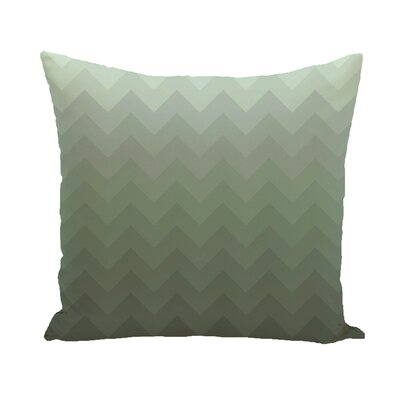 Segal Throw Pillow Size: 18 H x 18 W, Color: Green