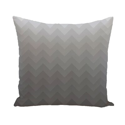 Segal Throw Pillow Size: 18 H x 18 W, Color: Dark Gray