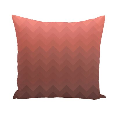 Segal Throw Pillow Size: 18 H x 18 W, Color: Rust