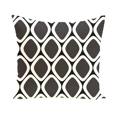 Carnell Throw Pillow Size: 18 H x 18 W x 2 D