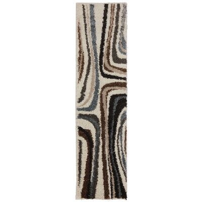 Murrin Multi Salem Woven Area Rug Rug Size: Runner 2 x 8