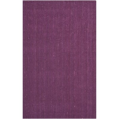 Shapiro Purple Rug Rug Size: 3 x 5