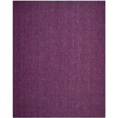 Shapiro Purple Rug Rug Size: 8' x 10'