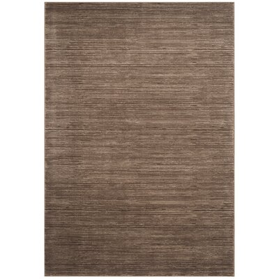Sifford Brown Area Rug Rug Size: 3 x 5