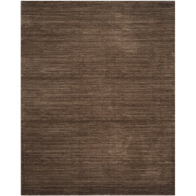 Sifford Brown Area Rug Rug Size: 8 x 10