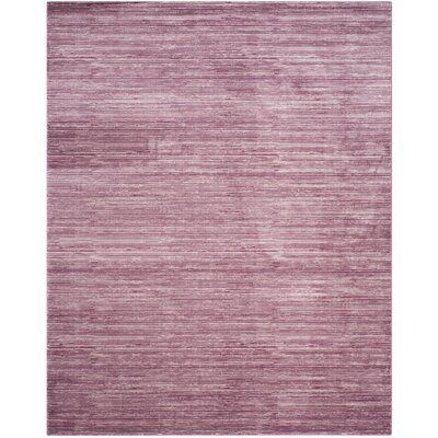Sifford Pink Area Rug Rug Size: 4 x 6