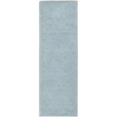 Wilkin Gray Rug Rug Size: Runner 23 x 9
