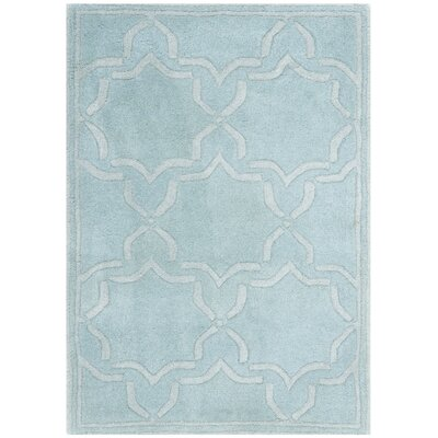 Wilkin Gray Rug Rug Size: Rectangle 3 x 5