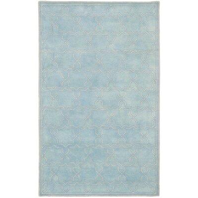 Wilkin Gray Rug Rug Size: 5 x 8