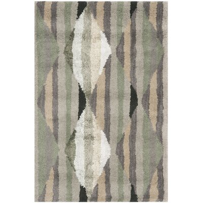 Wilkin Grey / Multi Rug Rug Size: Rectangle 4 x 6