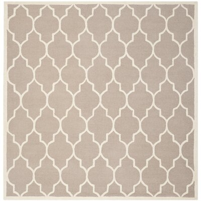 Martins Area Rug Rug Size: Square 8